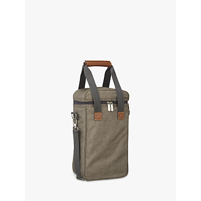 Croft Collection Wine Bottle Cooler Bag
