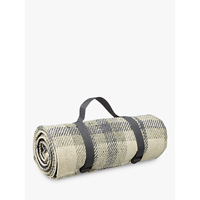 John Lewis Croft Collection Keith Check Wool Rug