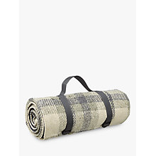 Buy John Lewis Croft Collection Keith Check Wool Rug Online at johnlewis.com