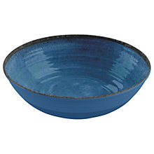 Buy Eddingtons TarHong Art Melamine 20cm Bowl, Indigo Online at johnlewis.com