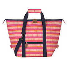 Buy John Lewis Dakara Tote Coolbag, Pink Online at johnlewis.com