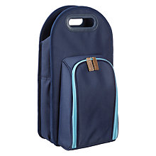 Buy John Lewis Dakara Filled 2 Person Wine Cool Bag Online at johnlewis.com