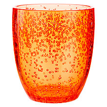 Buy John Lewis Dakara Bubble Plastic Tumbler Online at johnlewis.com