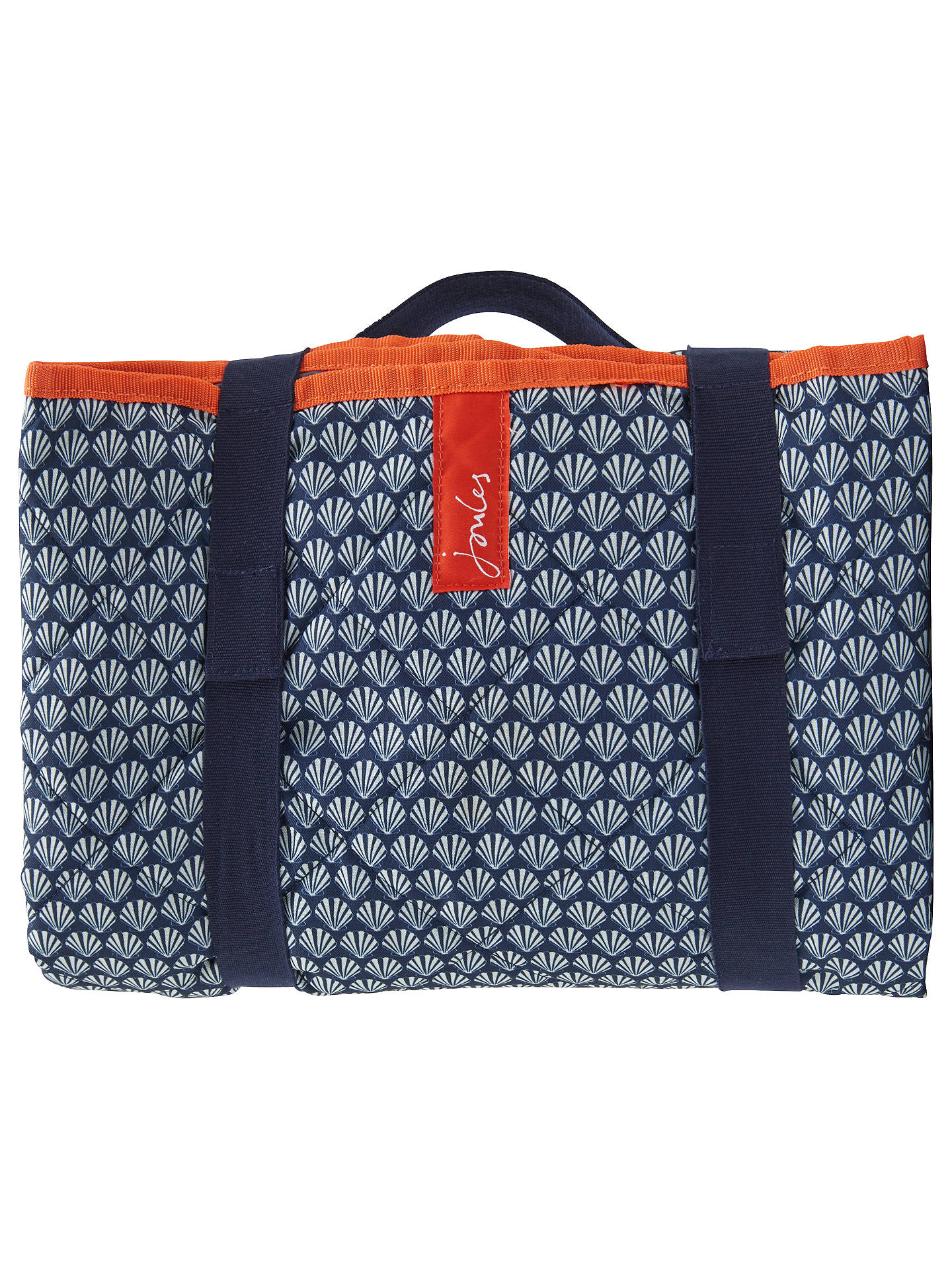 Joules Navy Ss Picnic Rug Online At Johnlewis Com