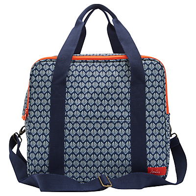 Joules Shells Coolbag, French Navy