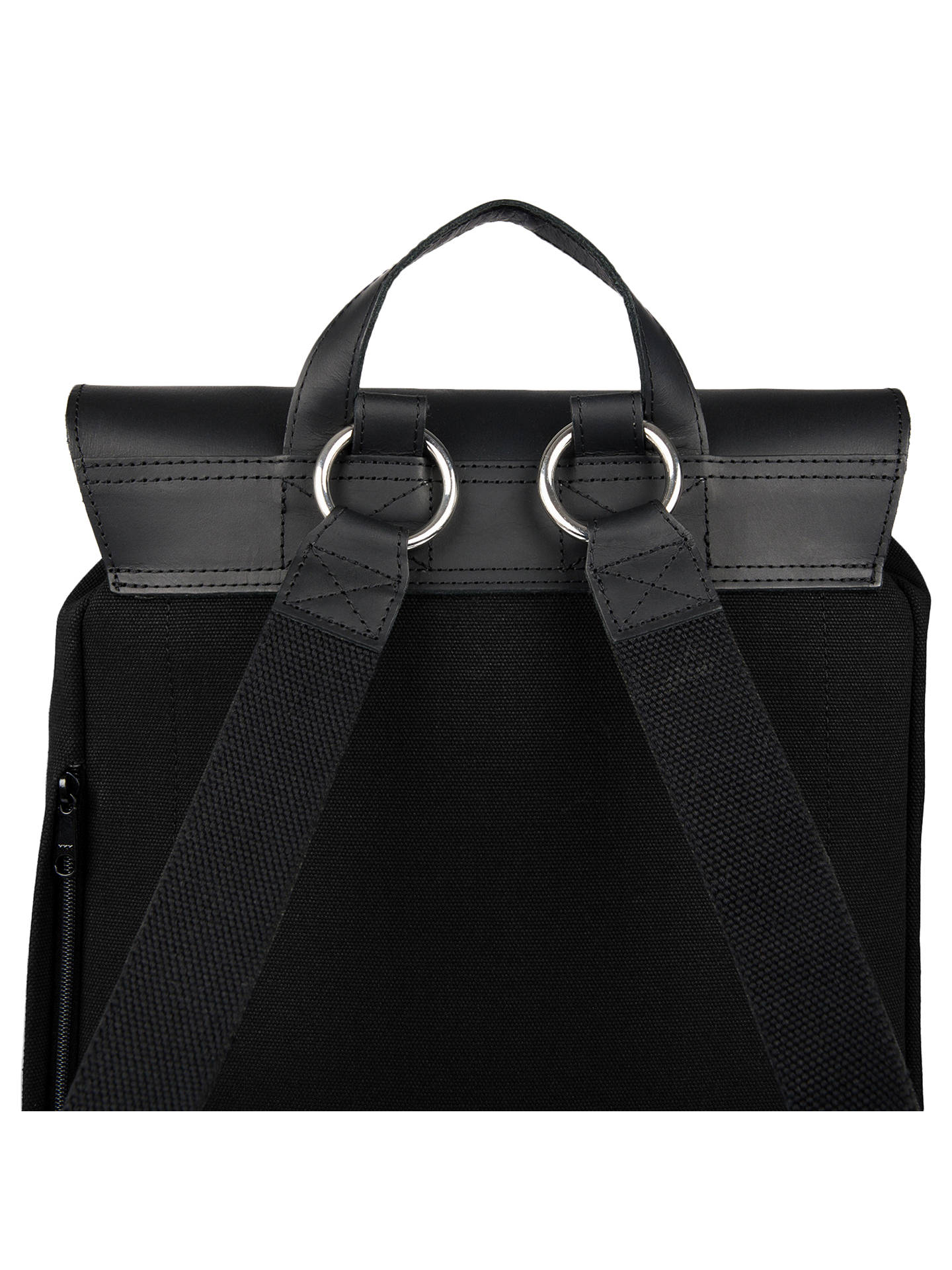 f96cb6b746 Sandqvist Alva Grand Canvas Backpack at John Lewis   Partners