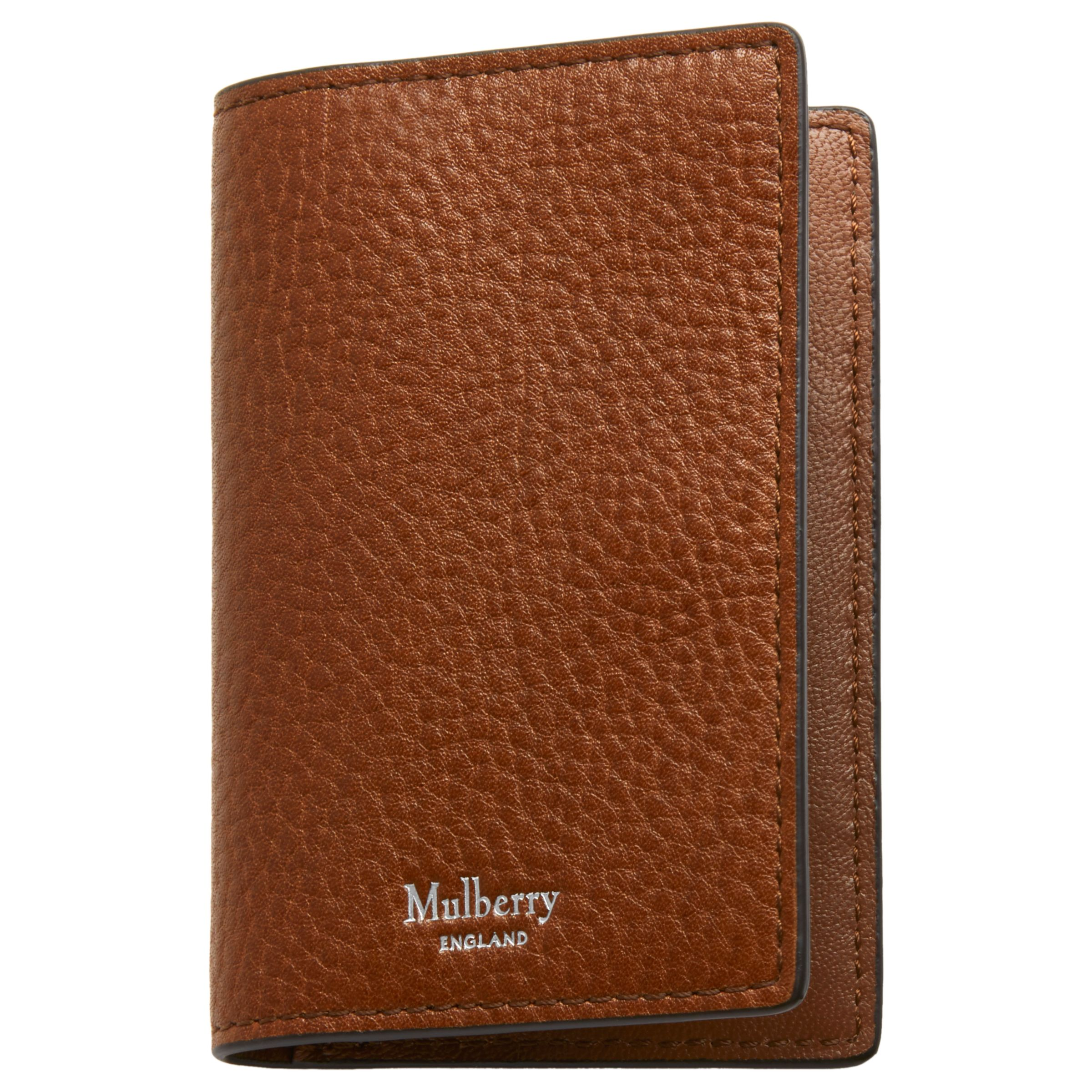 76675a3dbdb9 Mulberry Leather Card Case at John Lewis   Partners