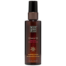 Buy Rituals Chakra Nourishing Body Oil, 100ml Online at johnlewis.com