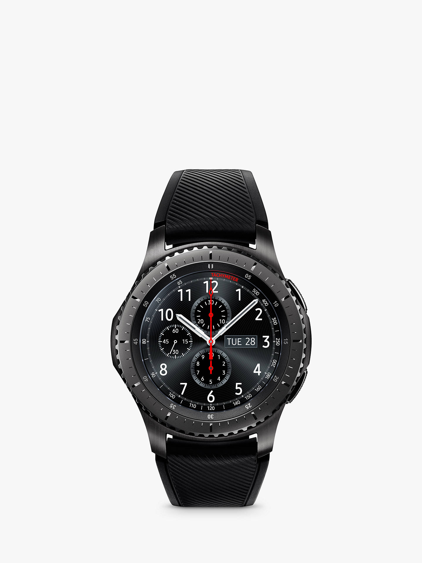 e80137ad3137 Buy Samsung Gear S3 Frontier Smartwatch with Active Silicon Band