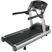 Buy Life Fitness New Club Series Treadmill Online at johnlewis.com