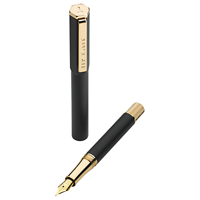 Ted Baker Gold Fountain Pen