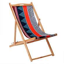 Buy John Lewis 'Zambezi' Deckchair, FSC-Certified (Eucalyptus) Online at johnlewis.com