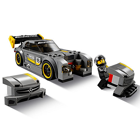 buy lego speed champions 75877 mercedes amg gt3 sports car. Black Bedroom Furniture Sets. Home Design Ideas