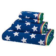 Buy little home at John Lewis Star Towel Bale Online at johnlewis.com