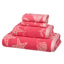 Buy little home at John Lewis Underwater Mermaid Towel Bale Online at johnlewis.com