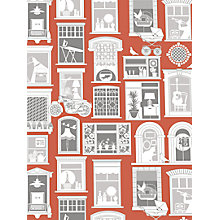 Buy Mini Moderns One Day Wallpaper Online at johnlewis.com