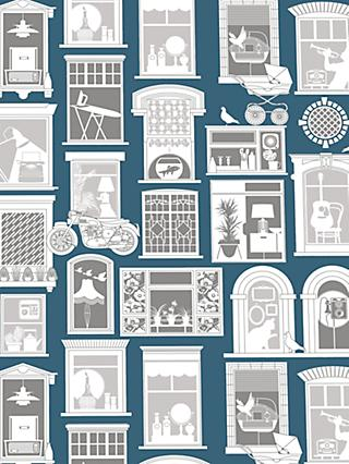 Mini Moderns One Day Wallpaper