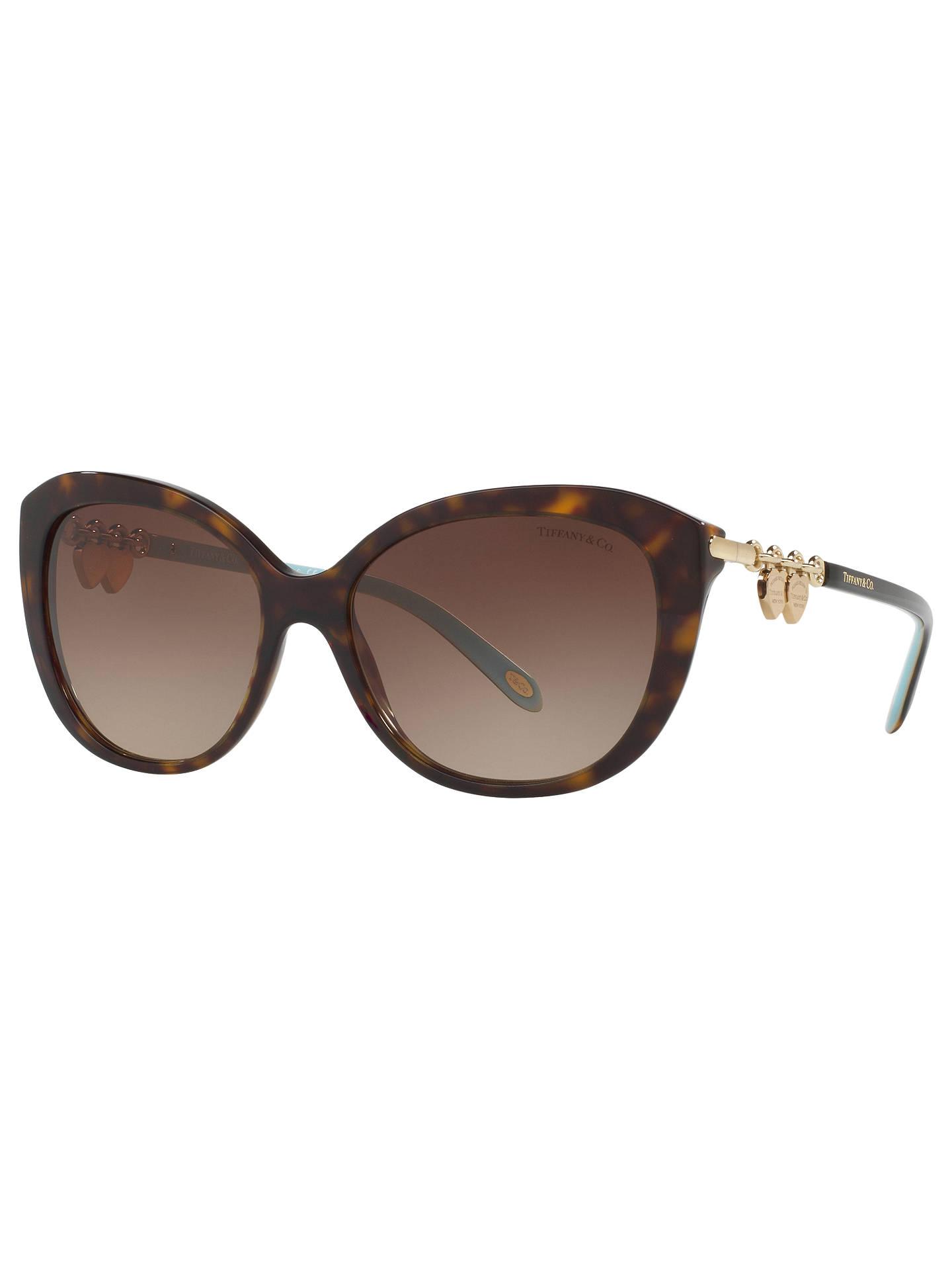 93feff1db0c Buy Tiffany   Co TF4130 Cat s Eye Sunglasses
