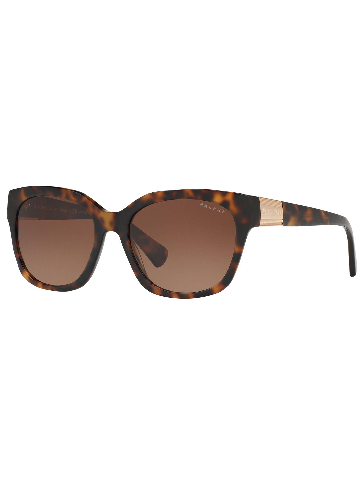 765eabe21e9 Ralph RA5221 Polarised Square Sunglasses at John Lewis   Partners