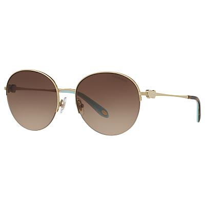 Tiffany & Co TF3053 Round Sunglasses