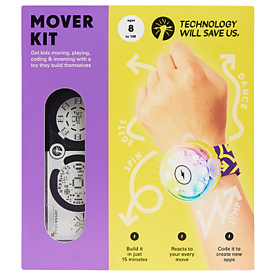 Technology Will Save Us Mover Kit
