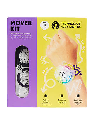 Buy Technology Will Save Us Mover Kit Online at johnlewis.com