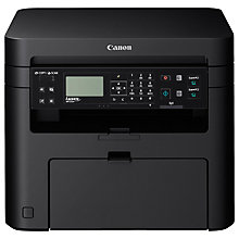 Buy Canon i-SENSYS MF232w Wireless All-in-One Mono Laser Printer Online at johnlewis.com