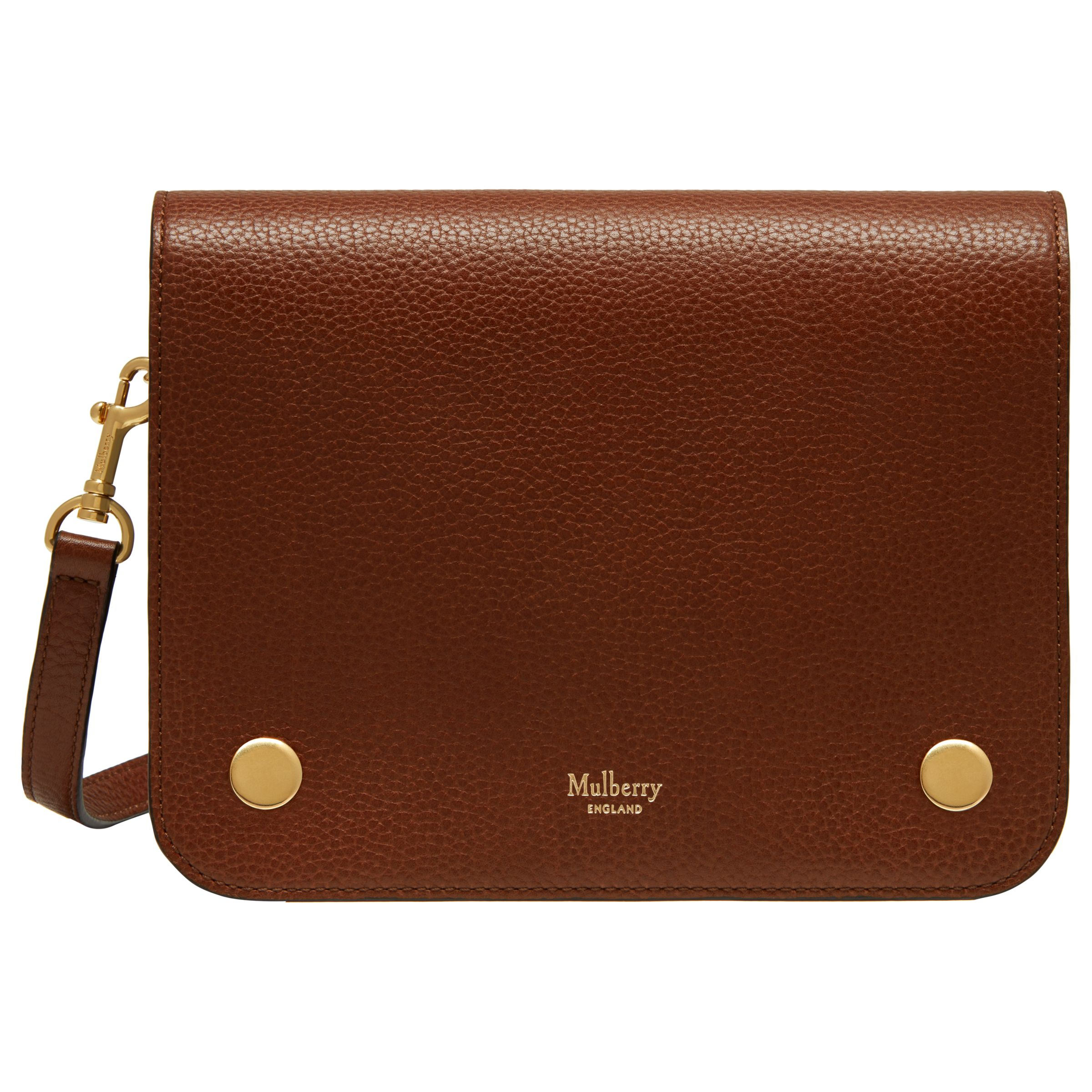 8a98ef60a76 ... italy mulberry clifton small classic grain cross body bag at john lewis  partners 8967f e2871