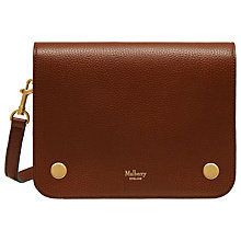 Buy Mulberry Clifton Small Classic Grain Cross Body Bag Online at johnlewis.com