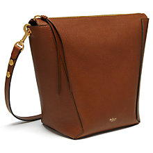Buy Mulberry Camden Grain Leather Hobo Bag Online at johnlewis.com