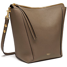 Buy Mulberry Camden Classic Grain Leather Hobo Bag Online at johnlewis.com