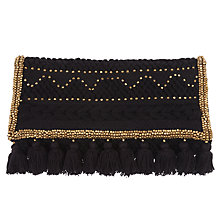 Buy AND/OR Tassel Clutch Bag Online at johnlewis.com