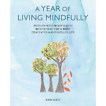 Buy A Year of Living Mindfully Online at johnlewis.com