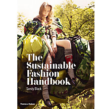 Buy The Sustainable Fashion Book Online at johnlewis.com