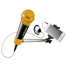 Buy Selfie Mic Online at johnlewis.com