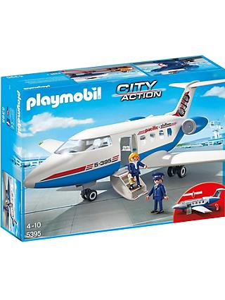 Playmobil City Airport Passenger Plane