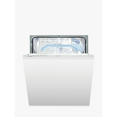 Indesit DIF16B1 Integrated Dishwasher