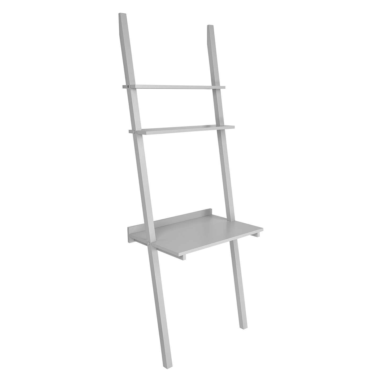 John Lewis Colosseum Ladder Desk Fsc Certified Grey At Johnlewis Com