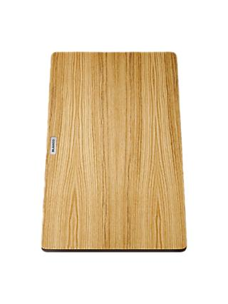 Blanco Wooden Chopping Board, Natural, L42cm