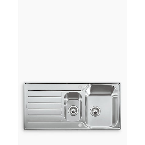 Buy Blanco Lantos 6 S-IF BL 453568 1.5 Bowl Kitchen Sink ...