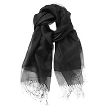 Buy Phase Eight Silk Blend Pashmina Online at johnlewis.com