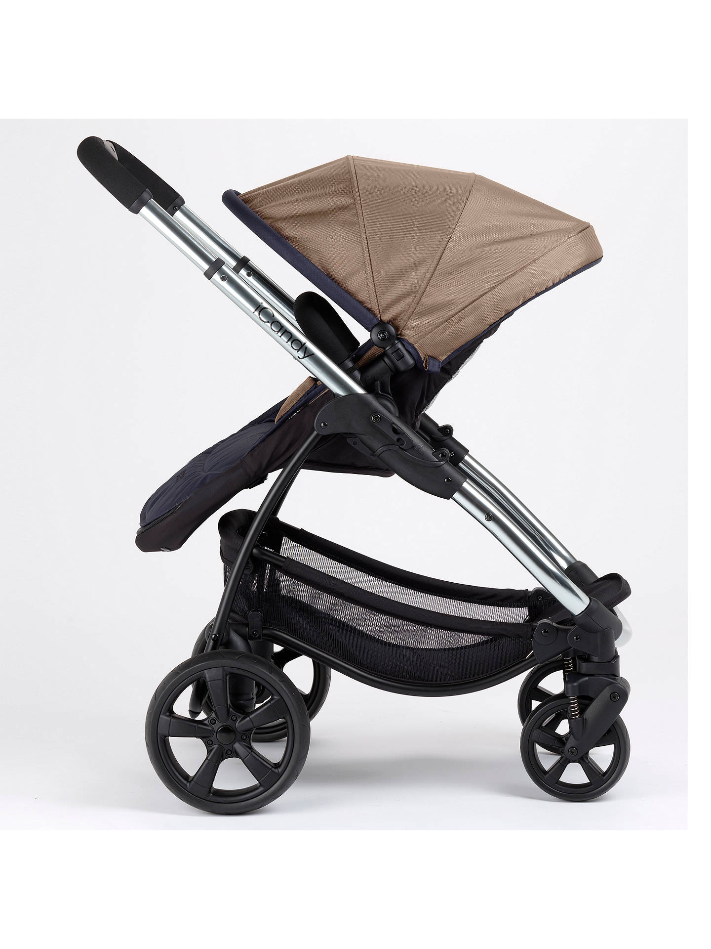 Special Edition Tudor iCandy Strawberry Stroller /& Carrycot Hood Pack