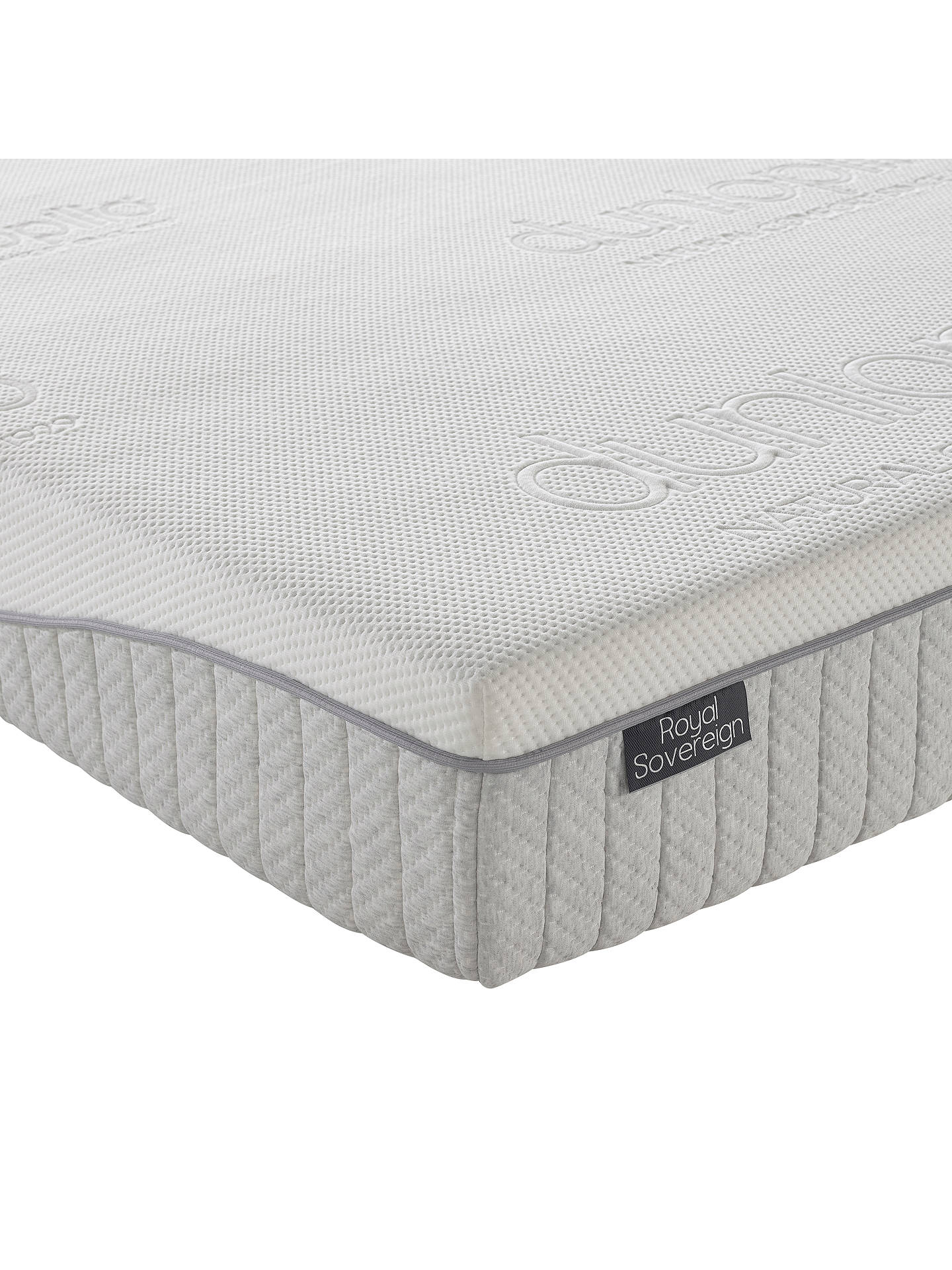 Dunlopillo Royal Sovereign Latex Mattress Medium Single At John