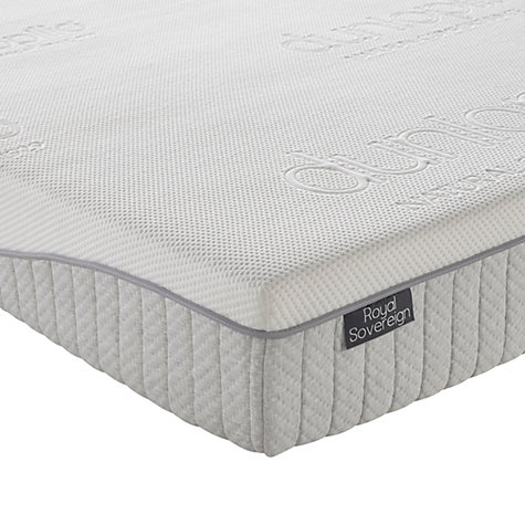 Dunlopillo Royal Sovereign Latex Mattress Medium Double Online At Johnlewis