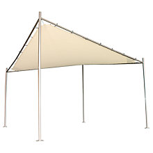 Buy LG Outdoor Rodin 3.5m Sail Awning Online at johnlewis.com