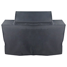 Buy John Lewis Cover for 6 Burner Deluxe BBQ, Grey Online at johnlewis.com