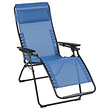 Buy Lafuma Futura LFM3052 Sunlounger Online at johnlewis.com