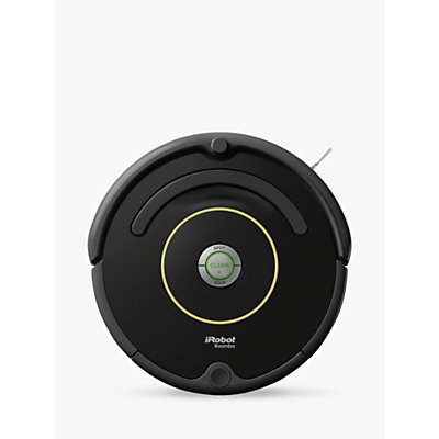 iRobot Roomba 612 Robot Vacuum Cleaner, Black
