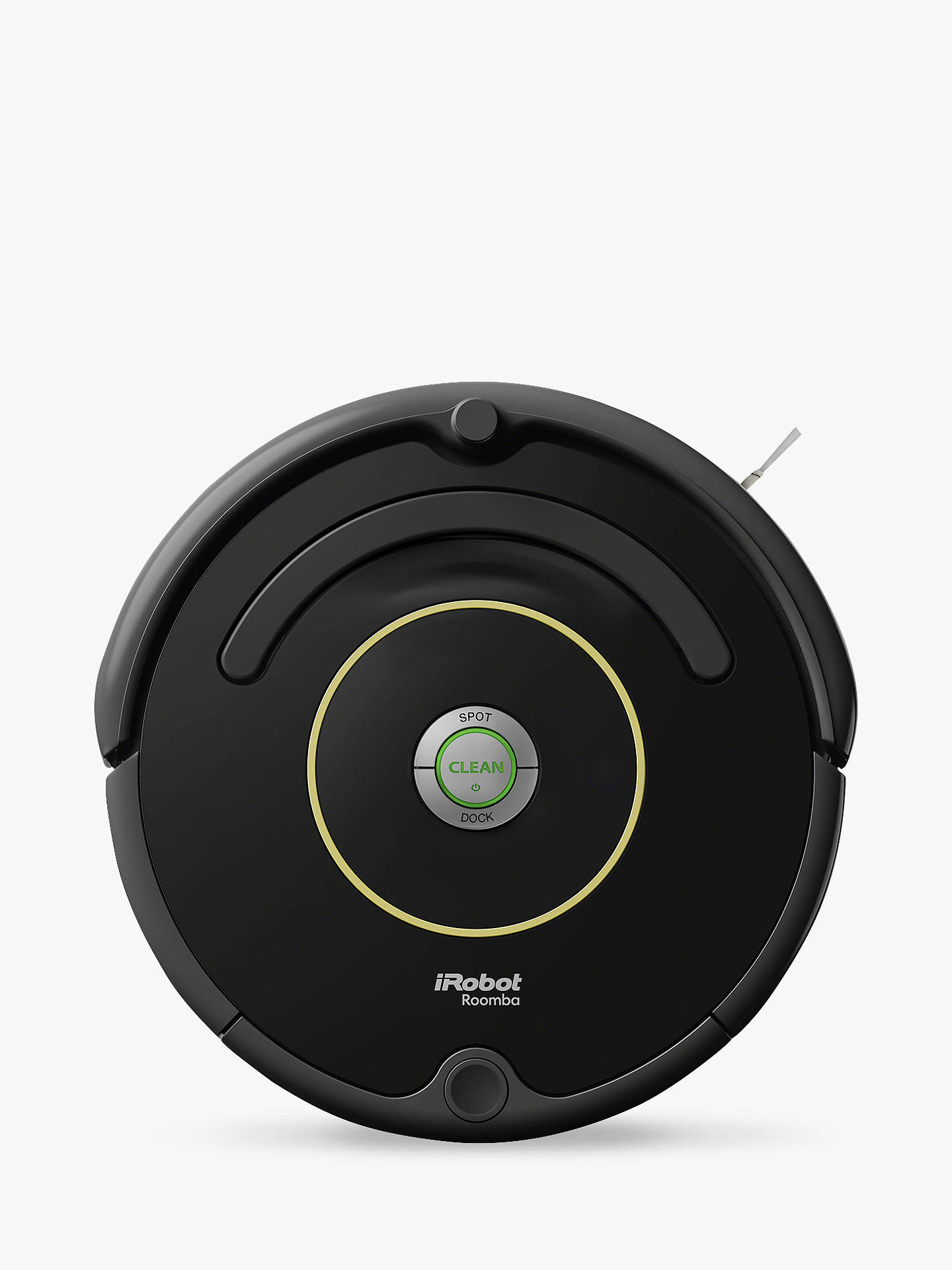 iRobot Roomba 612 Robot Vacuum Cleaner, Black