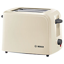 Buy Bosch Village 2-Slice Toaster Online at johnlewis.com